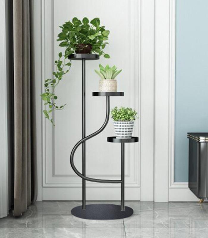 """Decorative Indoor Plant Stand """
