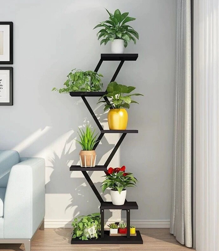 Buy premium quality Stylish Indoor Plant Stand at the best cheapest price in Bangladesh or Order online or visit our Facebook page