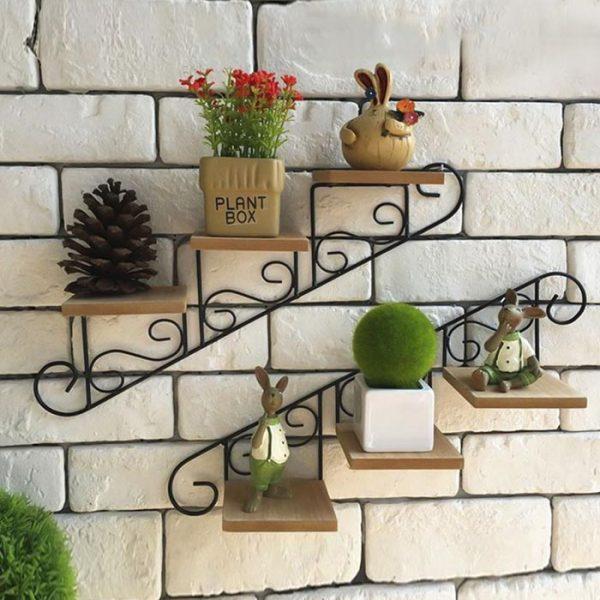 Decorative Plant Shelf - wall decoring gardening price in bd