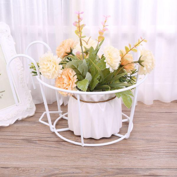 Hanging Round Flower Stand 9 price in BD