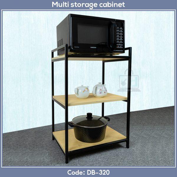 Multi Storage Kitchen Cabinet ( DB-195 )