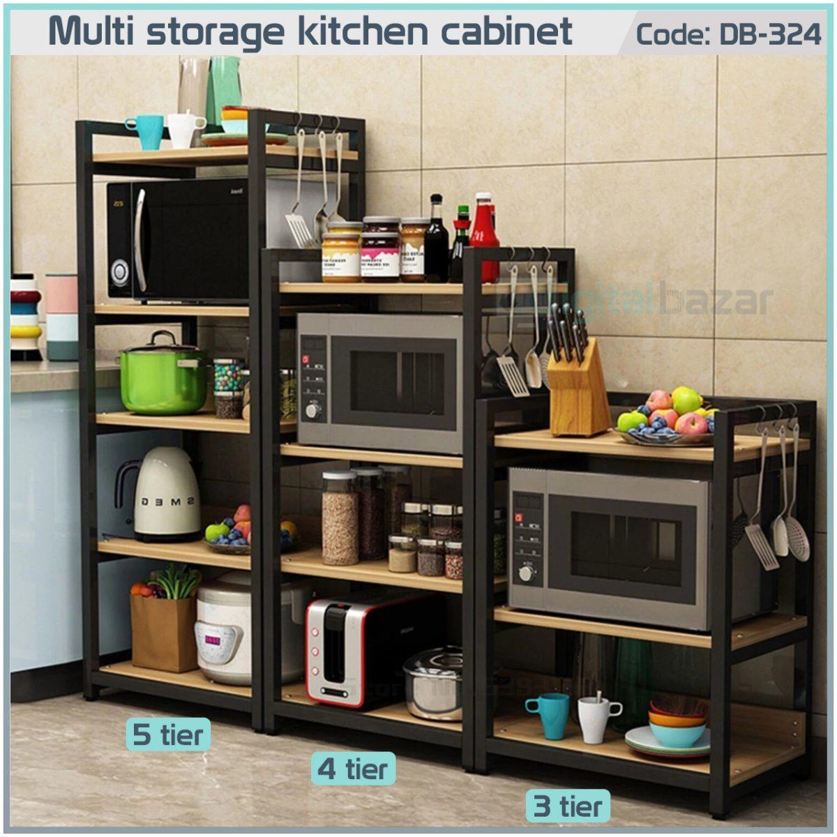 best Multi Storage Kitchen Cabinet price in Bangladesh